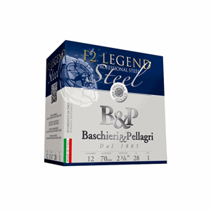 Baschiei & Pellagri F2 Legend Lead 20/70 24Gr 7,5