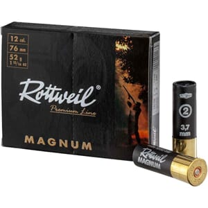 Rottweil Magnum 12/76 10Pk, 12/76, Norsk B 4,00Mm