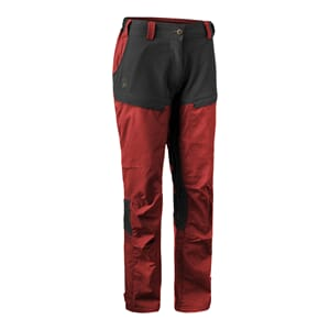 Lady Ann Trousers Oxblood Red