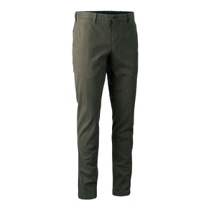 Casual Trousers Brown leaf