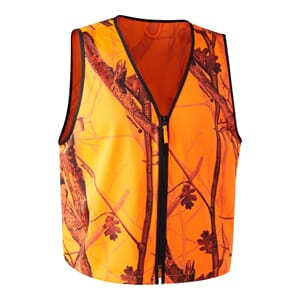 Protector Waistcoat pull-over Orange GH Camo