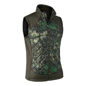 Cumberland Quilted Waistcoat IN-EQ Camouflage