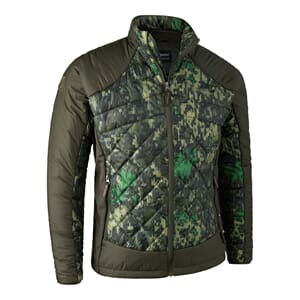 Cumberland Quilted Jacket IN-EQ Camouflage